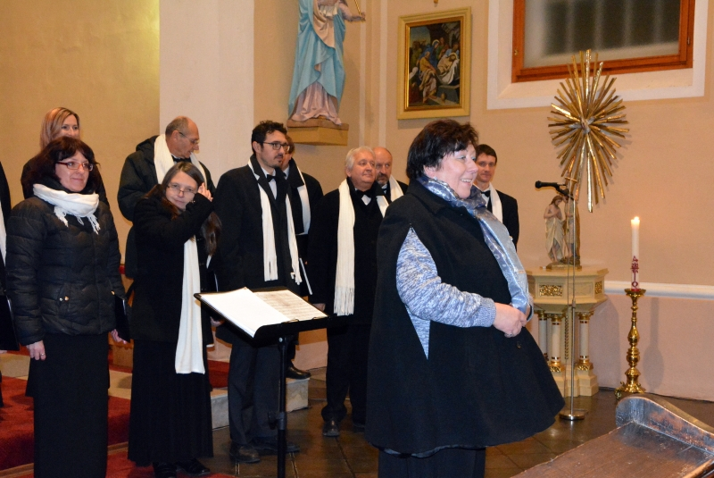 1-Collegium vokale v Brodku u Přerova 2016. Foto Jan Teimer. 145