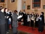 Adventní koncert - Collegium vocale, Brodek u Přerova, foto Jan Teimer