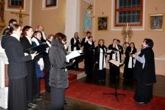 1-Collegium vokale v Brodku u Přerova 2016. Foto Jan Teimer. 010