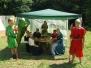 Tábor Hoštejn: Rytíři a svatý grál