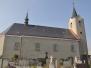 Nová střecha citovského kostela - děkovná mše